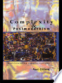 Complexity And Postmodernism Book PDF