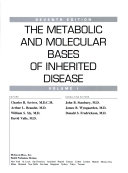 The Metabolic and Molecular Bases of Inherited Disease Book