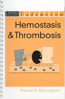 Hemostasis and Thrombosis