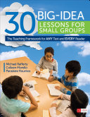 30 Big-Idea Lessons for Small Groups: The Teaching Framework for ANY ...