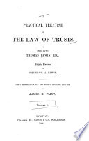 A Practical Treatise on the Law of Trusts