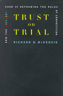 Trust on Trial