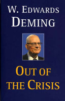 Out of the Crisis Pdf/ePub eBook