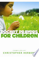 Pocket Prayers for Children Book