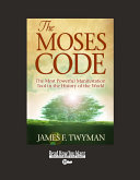 The Moses Code (EasyRead Super Large 20pt Edition)