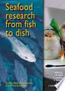 Seafood Research From Fish To Dish Book PDF