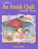 An Amish Quilt Coloring Book