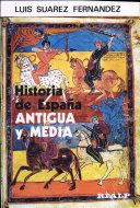 Historia de Espana antigua y media