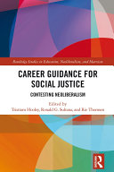 Pdf Career Guidance for Social Justice Telecharger