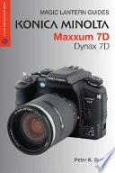 Konica Minolta Maxxum 7D/Dynax 7D
