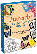 Butterfly Arts   Crafts Fun Kit