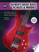 Alfred s Basic Bass Scales   Modes