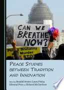 Peace Studies between Tradition and Innovation