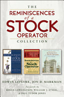 The Reminiscences Of A Stock Operator Collection Book PDF