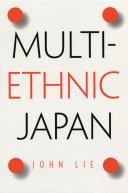 Pdf Multiethnic Japan Telecharger