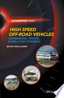 High Speed Off Road Vehicles Book