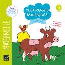 Pdf Coloriages magiques - La ferme PS Telecharger