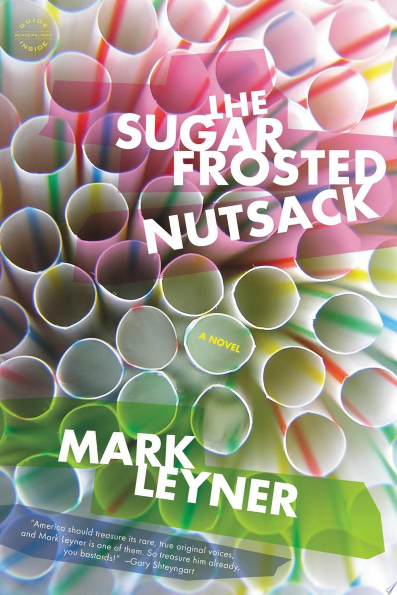 The Sugar Frosted Nutsack banner backdrop