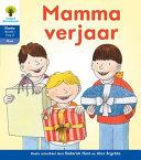 Books - Oxford Storieboom Klanke Graad 1 Leesboek 11: Mamma verjaar (Fiksie) | ISBN 9780190419233