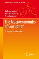 The Macroeconomics of Corruption Pdf/ePub eBook