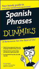 Spanish Phrases For Dummies
