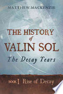 Read Online The History of Valin Sol For Free