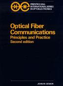 Optical Fiber Communications Book PDF