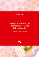 Biological Activities and Application of Marine Polysaccharides