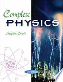 Complete Physics