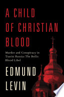 A Child of Christian Blood Book