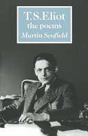 Pdf T. S. Eliot: The Poems