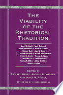 The Viability of the Rhetorical Tradition
