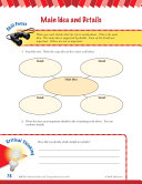 Read   Succeed Comprehension Level 6  Main Idea   Details Passage and Questions