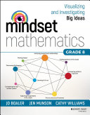 Mindset Mathematics Visualizing And Investigating Big Ideas Grade 8