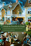 Behold the Proverbs of a People Pdf/ePub eBook