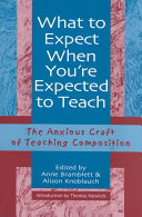 What to Expect when You re Expected to Teach