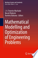 Mathematical Modelling and Optimization of Engineering Problems Book