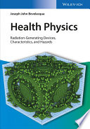 Health Physics Book PDF