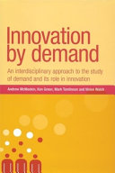 Innovation by Demand