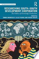 Researching South South Development Cooperation