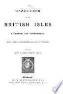 Gazetteer of the British Isles Book PDF