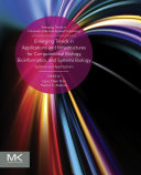 Emerging Trends in Applications and Infrastructures for Computational Biology  Bioinformatics  and Systems Biology