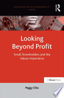 Looking Beyond Profit
