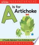 A Is for Artichoke Book PDF