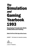 Simulation and Gaming Yearbook