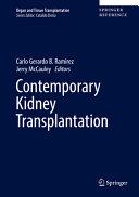 Contemporary Kidney Transplantation