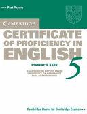 Cambridge Certificate of Proficiency in English 3 Student s Book