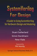 Pdf SystemVerilog For Design Telecharger
