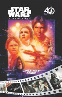 Star Wars: A New Hope Cinestory Comic