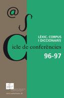 Cicle de conferències 96-97